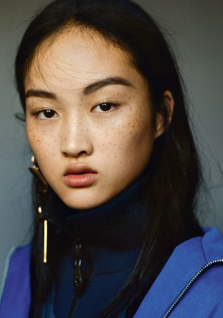 Jing Wen by Matteo Montanari for i-D Winter 2014