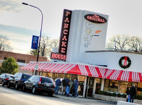 Walker Bros. The Original Pancake House  by Jonathan Lurie, via Flickr  The best best best breakfast place in Chicago. Get the Dutch Baby!
