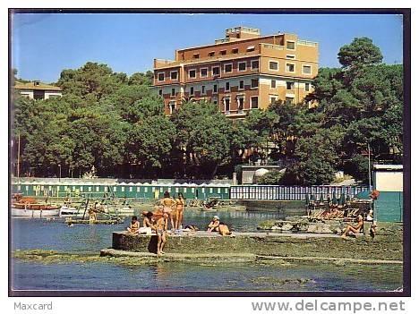 Hotel Miramare and the Bay of Castiglioncello  http://www.albergo-miramare.it