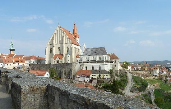 Znojmo Castle (great view) - Znojmo, Czech Republic