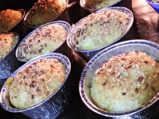 Oggi #lamiaricettasunutrichef presenta un #piatto #senzaglutine #vegetariano preparato con #verdure di #stagione: i mini #sformati con #broccoli #gratinati :) Grazie #ConGustoSenzaGlutine <3 #PortaInTavolaMagia
