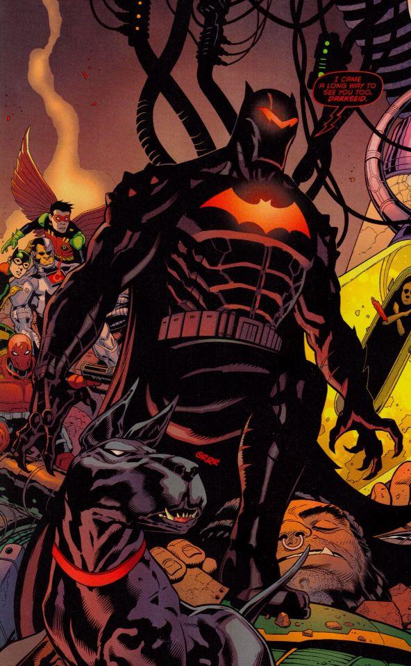 A better suit, the Apokolips armor | Batman | Pinterest ...