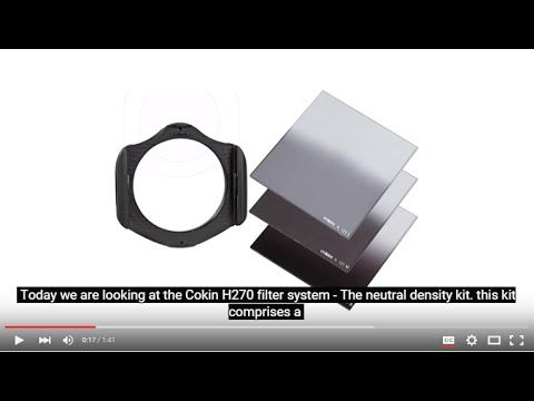 Cokin H270 Full ND Filter Kit P Series | Cameras Direct Australia