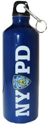 NYPD Blue Water Bottle
