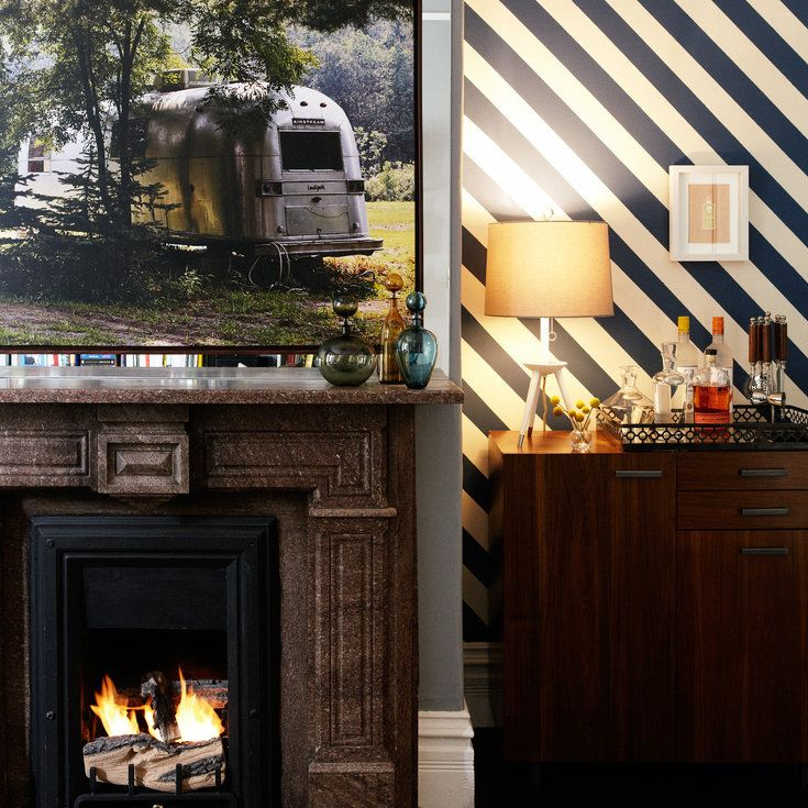 Add A Graphic Element   10 Tips On Decorating A Rental   Sunset Awesome Ideas