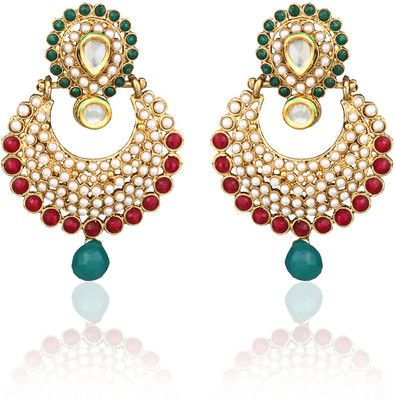 35 best Traditional Jewelry images on Pinterest | Indian earrings ...