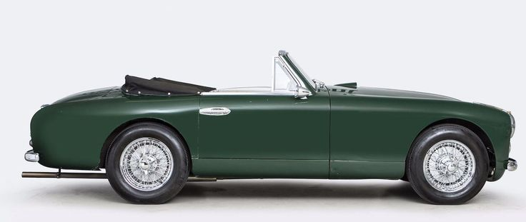 1954 ASTON MARTIN DB2/4 'MARK I' 3.0-LITRE DROPHEAD COUPÉ