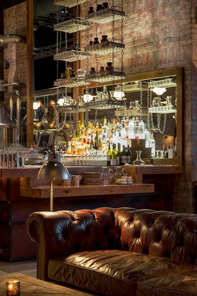 Best 25+ Bar interior design ideas on Pinterest   Bar ...