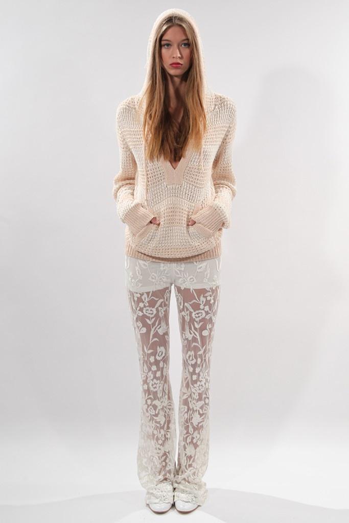 Candela RTW Spring 2013  cool pants