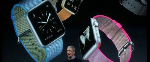 Apple (AAPL) Cuts Price of Apple Watch, Introduces New Bands...: Apple (AAPL) Cuts Price of Apple Watch, Introduces New Bands #iPhoneSE…