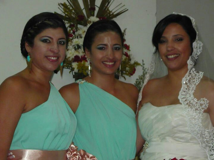 Matrimonio de lina