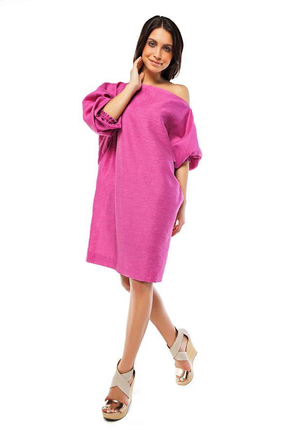 UONA.ru - интернет-магазин одежды российского бренда UONA   Платье-рубашка