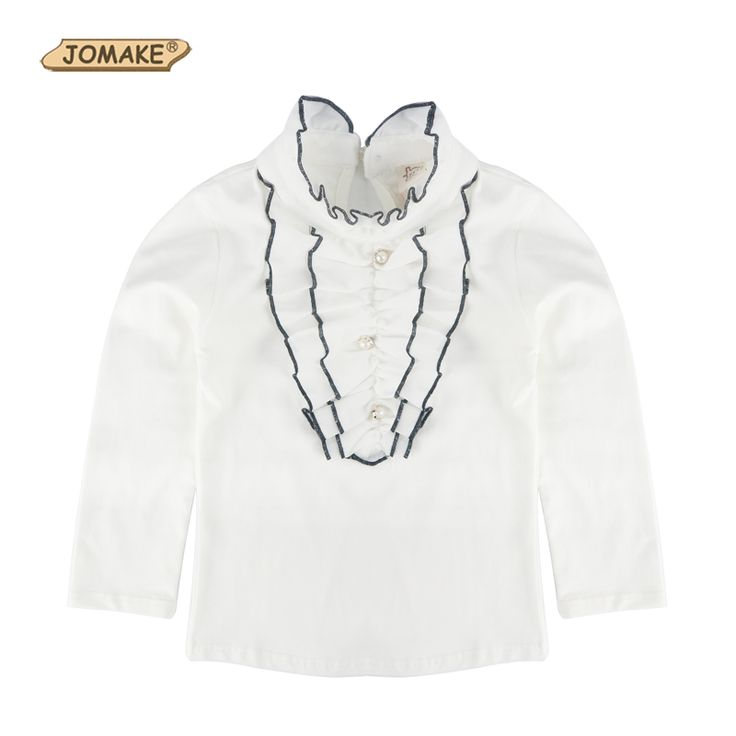 $4.75 (Buy here: https://alitems.com/g/1e8d114494ebda23ff8b16525dc3e8/?i=5&ulp=https%3A%2F%2Fwww.aliexpress.com%2Fitem%2FHOT-SALE-Next-Children-s-Clothing-Brand-Fashion-Bottoming-Shirt-Girls-Spring-Autumn-Solid-Cotton-Long%2F1973004868.html ) Best Offer Children's Clothing New Fashion Kids Bottoming Shirt Girls Blouses Spring/Autumn Solid Long-Sleeved Princess T-shirts for just $4.75