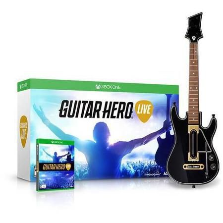 (*** http://BubbleCraze.org - Hot New FREE Android/iPhone Game ***) Guitar Hero Live Bundle (Xbox One)