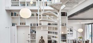 Penthouse Apartment Design by Ofist