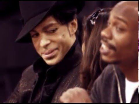 Micki Free: Chappelle Prince Skit 100% Accurate, Prince Played like Jordan - YouTube