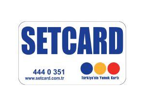 Setcard Konaklama,Setcard Çay,Setcard Tedarik,Sosyal Yardım Kartı