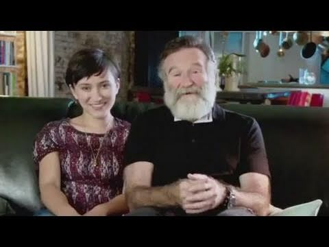 Robin Williams and his daughter Zelda talking about her name and the game. Made my day