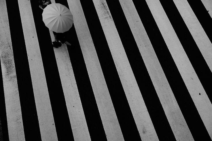 Black and White. - Yokohama,Japan,2016.