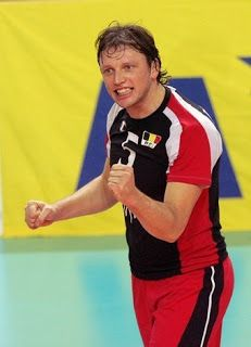 Famous Volleyball Players - Frank Depestele