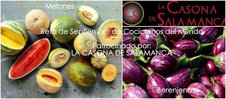 Reto para cocineros aficionados y profesionales en Cocineros del mundo. http://cocinerosdelmundodegoogle.blogspot.com.es/2013/09/bases-del-reto-de-septiembre.html