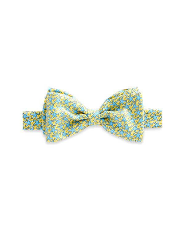 Vineyard Vines Boys' Starfish Bow Tie