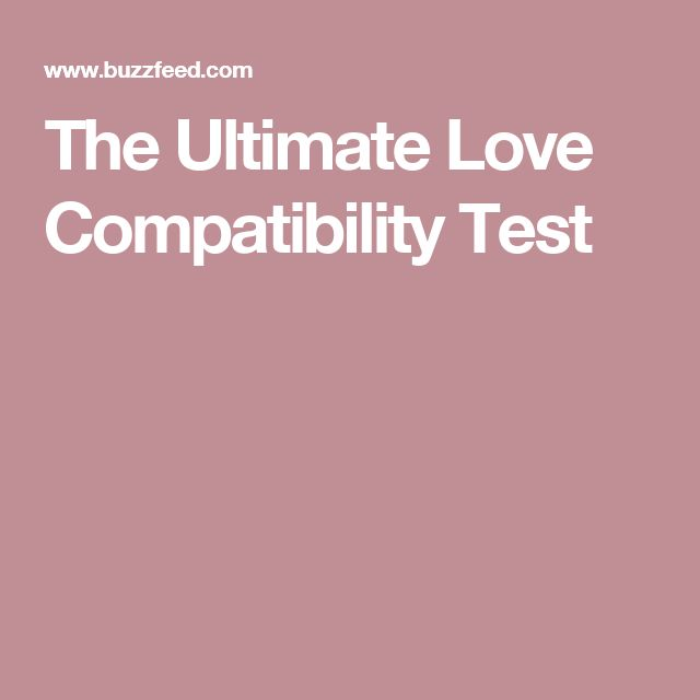 Dating compatibility test, sex pussy and dik pic