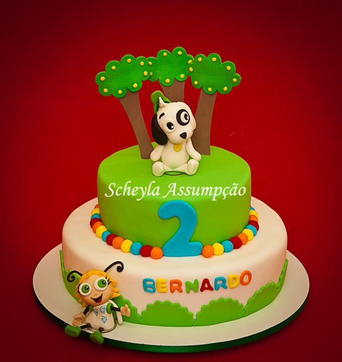 Cocker Spaniel Birthday Cake Ideas
