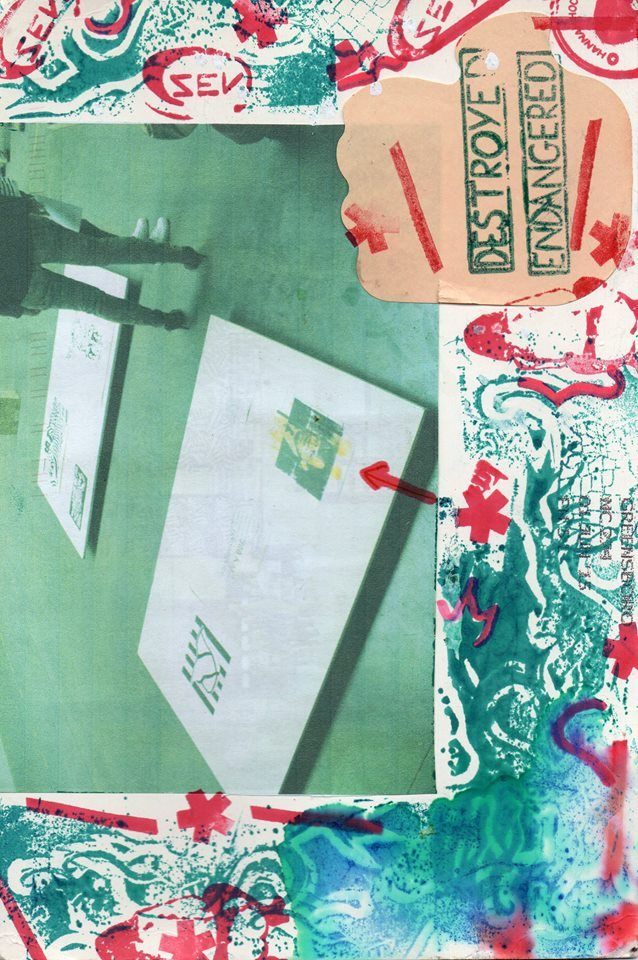 Gabriela Mistral y Violeta Parra: WORK ART FROM DOBRICA KAMPERELIC - SERBIA