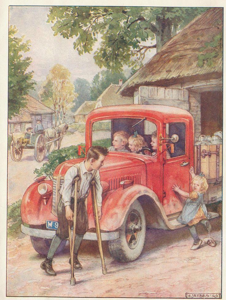 buurkinderen dl 2 - Cornelis Jetses