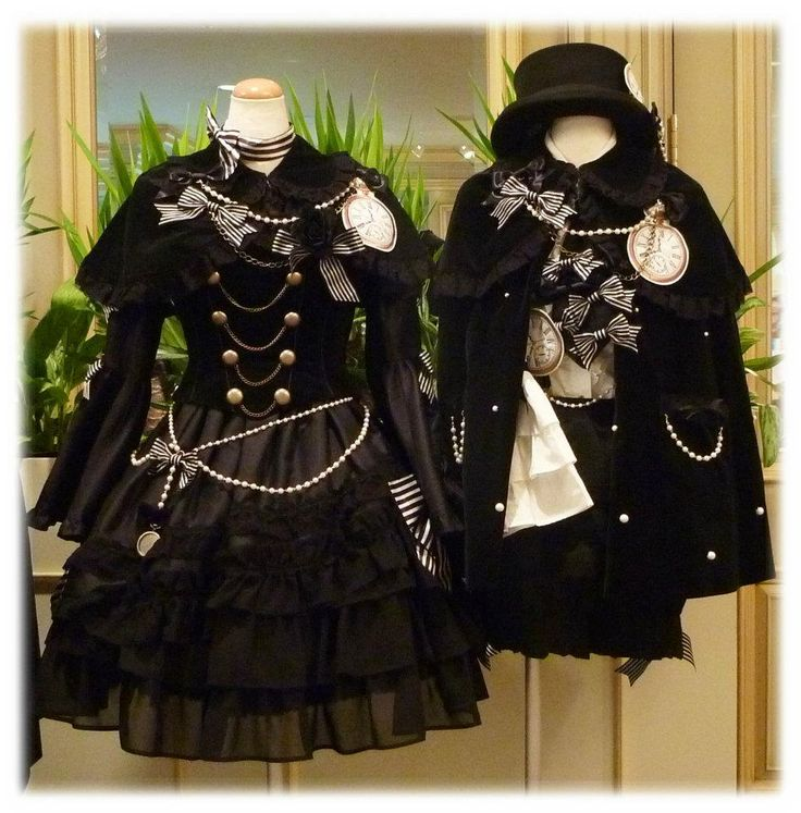 Gothic lolita - Alice & the Pirates I have Nella a pullip doll with the same…