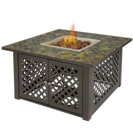 25 Trending Outdoor Fire Pit Table Ideas On Pinterest Fire Pit Table Backyard Kitchen And Patio