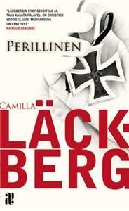 #CamillaLäckberg #Perillinen Erica käy läpi edesmenneen äitinsä jäämistöä ja löytää vanhan natsien kunniamerkin. Mitalin alkuperän selvittämiseksi hän vierailee eläkkeellä olevan historianopettajan luona. 2 päivän päästä mies on kuollut. Onko Erican käynnillään jotain tekemistä murhan kanssa? Kun Erica vielä saa selville, että äiti tunsi murhatun miehen toisen maailmansodan aikana, hän ei voi olla sekaantumatta rikostutkintaan. Kuka on valmis tappamaan pitääkseen menneet salassa?