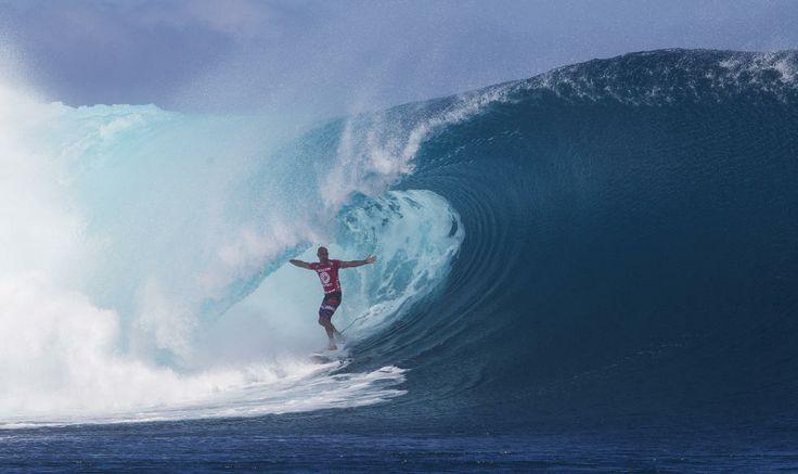 Kelly Slater Descends Upon Fiji as ASP World No. 1 - ASP #surfing #aspworldtour