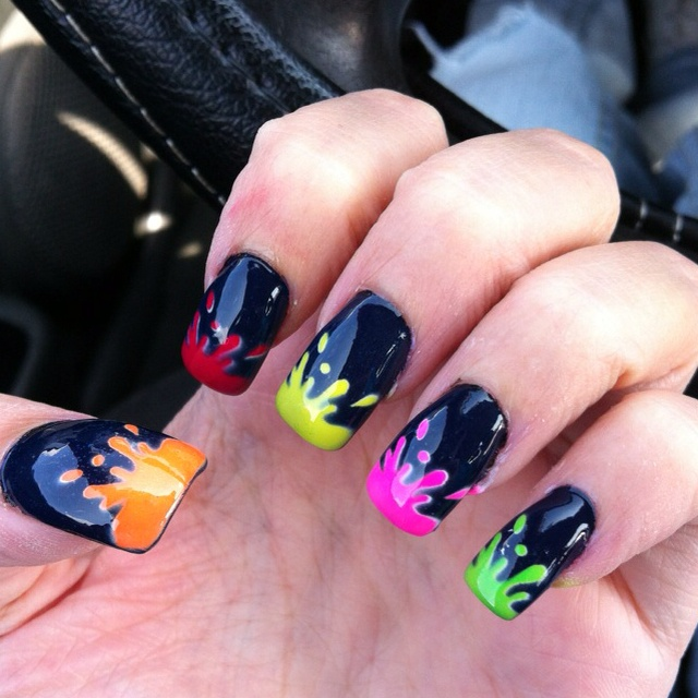 381 best Girl, let me see your nails! images on Pinterest | Nail ...