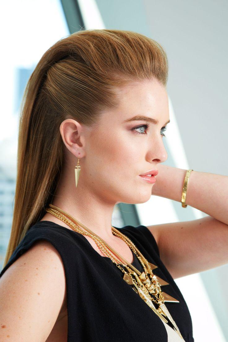 281 best straight & sleek images on pinterest   hairstyles, braids