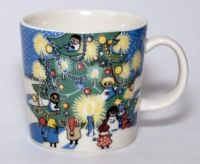 28. Christmas Mug 2004-2005