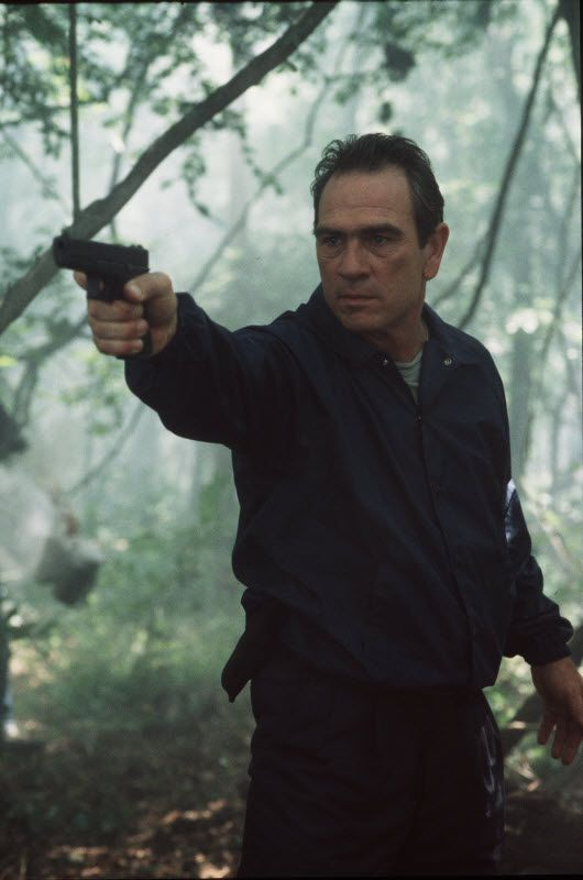 Tommy Lee Jones ~ A brilliant man - IQ of 185 - keeps his politics to himself - a master at his craft!