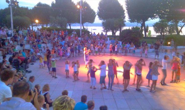 attività spettacolo bambini, villaggio lago di Garda, Sirmione
