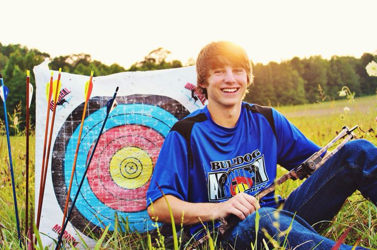 Boys. Posing boys. Senior picture ideas. Senior pictures. Photography. Carrie McClellan Photography. Archery. Archery senior picture.