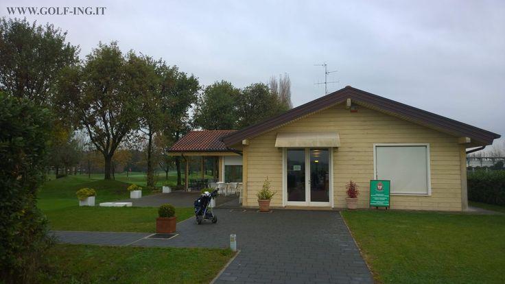 Club house @ golf club Faenza #golf #golffaenza
