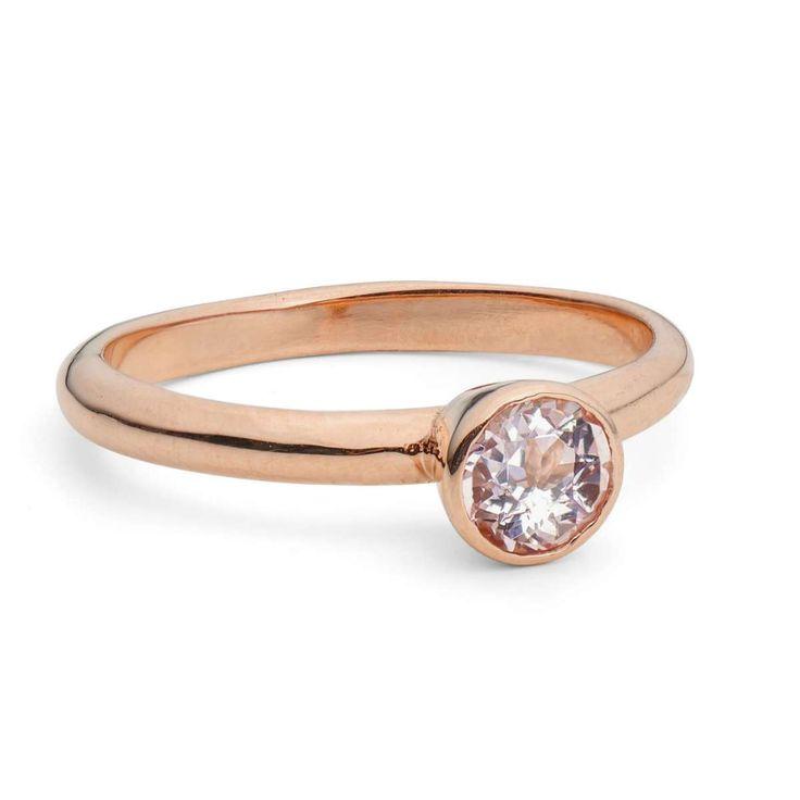 40 best Rose Gold images on Pinterest Rose gold Champagne diamond