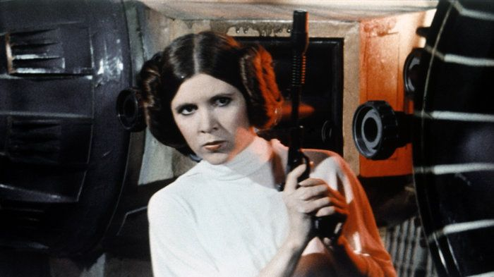 In her new memoir, The Princess Diarist, Fisher looks back on playing Princess Leia when she was 19 and reflects on her romantic involvement with her older, married costar, Harrison Ford.