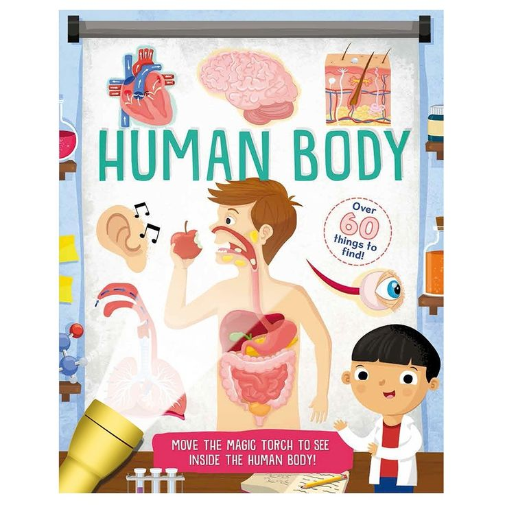 We need this book in our house! Move over Operation Ouch! The Reveleigh 3 are taking over! #EntropyWishList #PinToWin Sassi Science - The Human Body Moonlight Book
