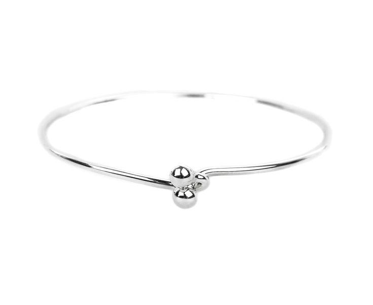 MILA MY bracelet Sterling silver bracelet. Shop online. World Wide Shipping!