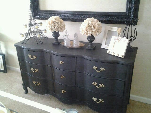Exceptional Graphite Chalk Paint® Decorative Paint By Annie Sloan   Kristi Murphy Bische