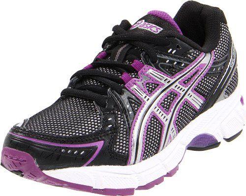 ASICS Kid's GEL-1170 GS Running Shoe (Little Kid/Big Kid), Black/Purple/Silver, 6 M US Big Kid at http://suliaszone.com/asics-kids-gel-1170-gs-running-shoe-little-kidbig-kid-blackpurplesilver-6-m-us-big-kid/