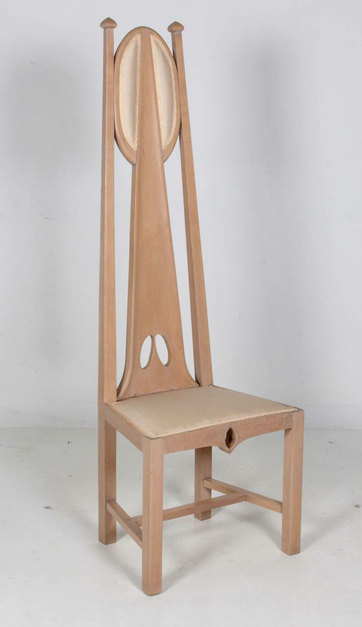 Arm morris catlin bow comfortable bow chair arm arm chairs bow arm - George Logan Glasgow Style British Arts Crafts The Grey Bower Chair C 1905