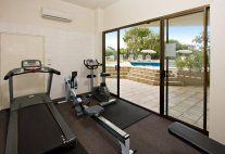 The Summit Apartments - Gym - Brisbane Short Term Accommodation
