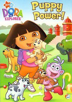 Puppy Power! - Dora DVD